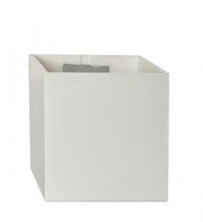 metallplatte braun mit rahmen im greenbop online shop kaufen. Black Bedroom Furniture Sets. Home Design Ideas