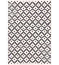 Dash & Albert Outdoor Teppich Samode graphit