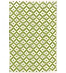 Dash & Albert Outdoor Teppich Samode grün