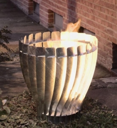 Design Feuerkorb GLOW