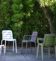 Design Gartenstühle Kunststoff