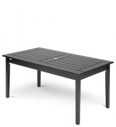 Gartentisch schwarz Drachmann