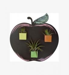 KalaMitica Metallplatte Apfel