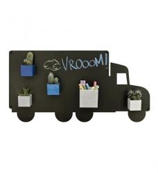 KalaMitica Metallplatte Lastwagen