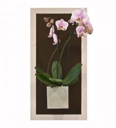 orchideentopf magnetisch im greenbop online shop kaufen. Black Bedroom Furniture Sets. Home Design Ideas