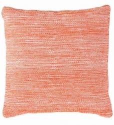 Dash & Albert Outdoor-Kissen orange 56x56 cm