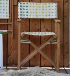 Outdoor Regiestuhl Amlapura grün