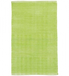 Outdoor Teppich Herringbone grün