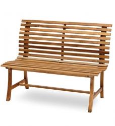 Parkbank Holz 120 cm