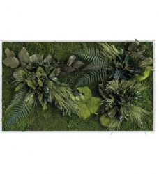 Pflanzenbild 100 x 60cm