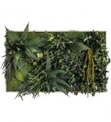 Pflanzenbild Dschungel 100 x 60 cm