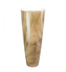 Holzgefäß Woody Classic glänzend