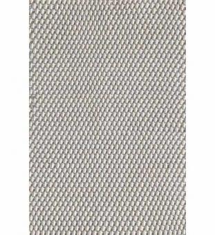 Dash & Albert Outdoor Teppich Rope platin/ beige