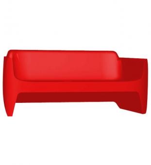 Outdoor Sofa Translation 180 cm rot (3021)