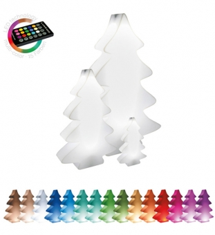 LED Weihnachtsbaum Lumenio M - 82 x 54 x 14cm