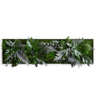Pflanzenbild 140 x 40 cm