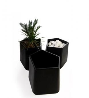 Design Pflanzkübel Rock-Garden Medium