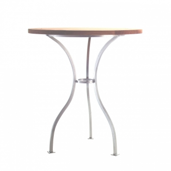 Gartentisch Teak rund 70 cm | im Greenbop Online Shop kaufen