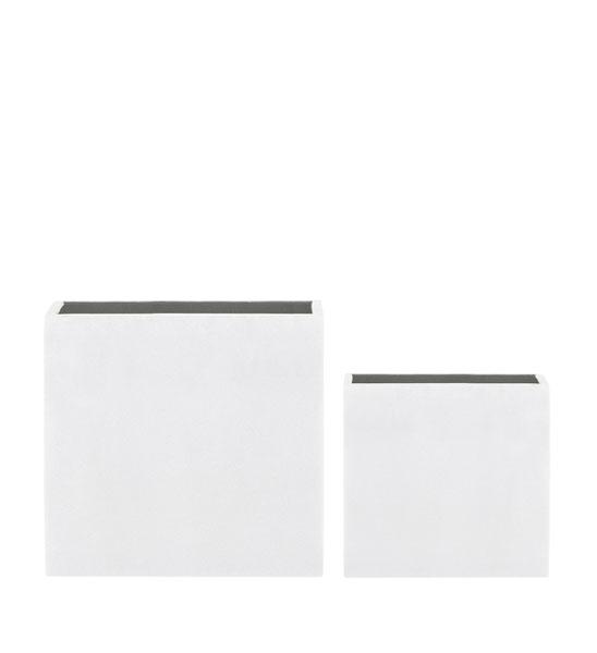 blumenk bel lang hoch wei 60 x 30 x 60cm l b h im greenbop online shop kaufen. Black Bedroom Furniture Sets. Home Design Ideas