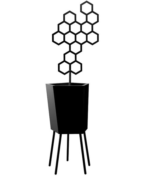 Elevation Pflanzkübel mit Spalier | im Greenbop Online Shop kaufen