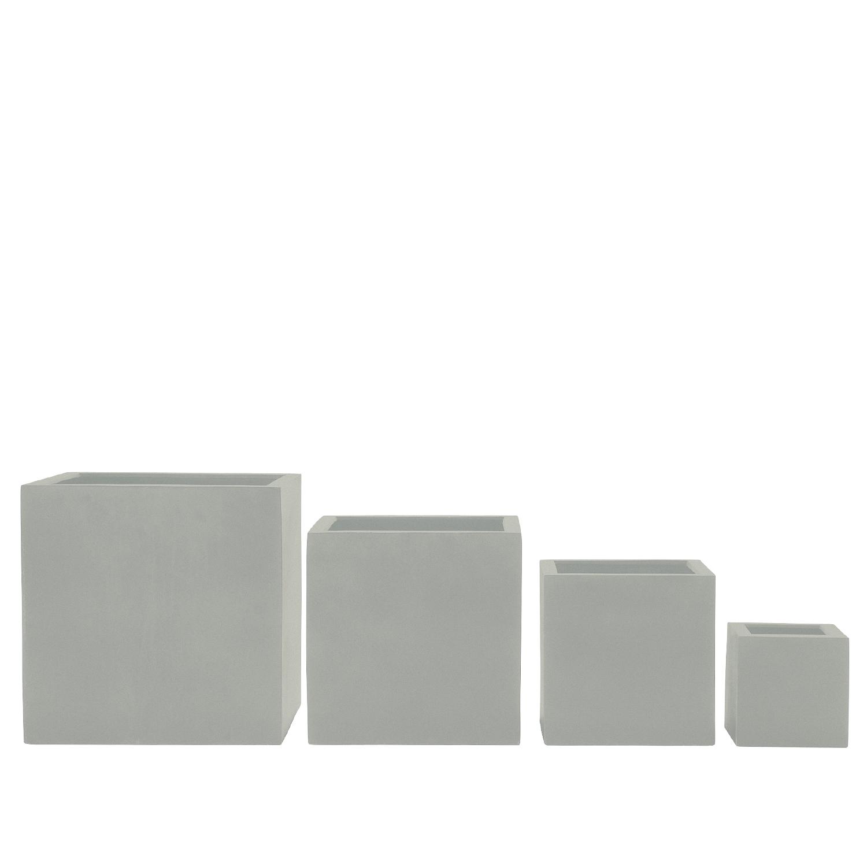blumenkasten beton grau | im greenbop online shop kaufen