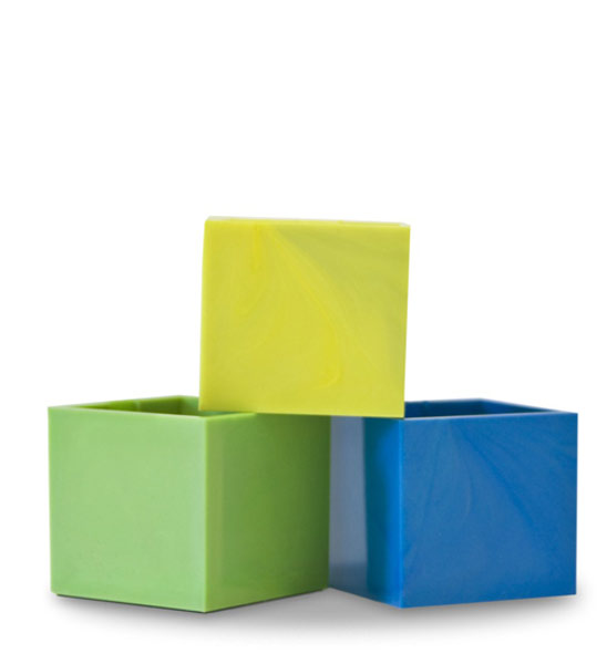 magnetischer blumentopf w rfel im greenbop online shop. Black Bedroom Furniture Sets. Home Design Ideas