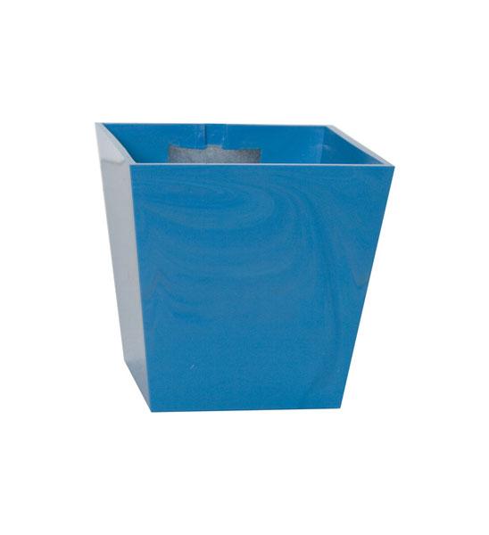 magnetischer blumentopf pyramide gro 9 5cm t rkis im greenbop online shop kaufen. Black Bedroom Furniture Sets. Home Design Ideas