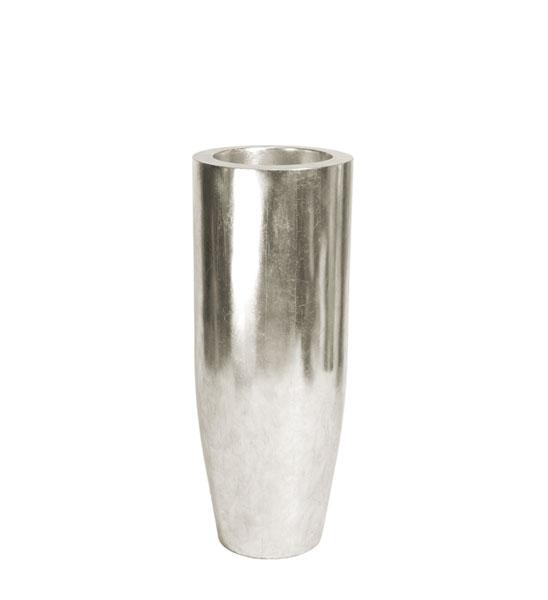 Bodenvase Silber