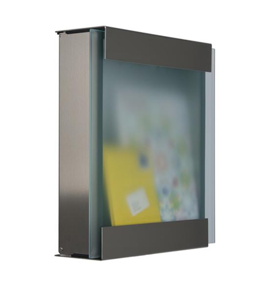 design briefkasten glasnost im greenbop online shop kaufen. Black Bedroom Furniture Sets. Home Design Ideas