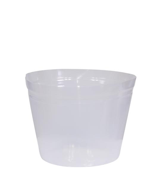 Pflanzeinsatz rund transparent | im Greenbop Online Shop kaufen