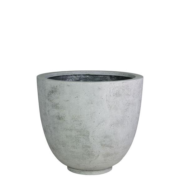 Pflanzkübel Beton rund | im Greenbop Online Shop kaufen