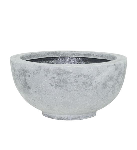 pflanzschale beton grau im greenbop online shop kaufen. Black Bedroom Furniture Sets. Home Design Ideas