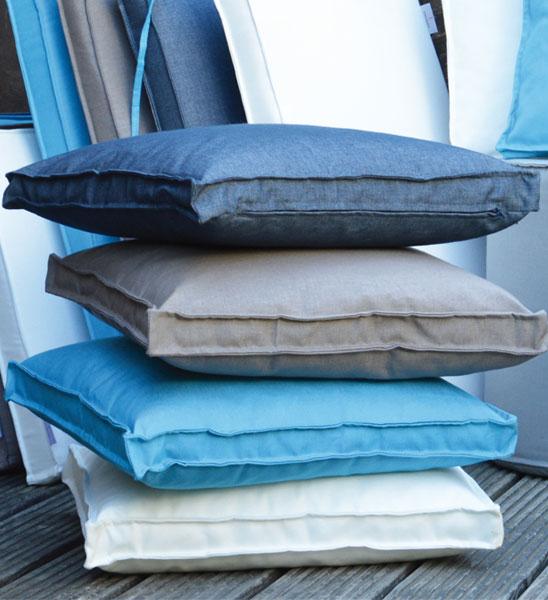 sitzkissen outdoor 40x40 cm im greenbop online shop kaufen. Black Bedroom Furniture Sets. Home Design Ideas