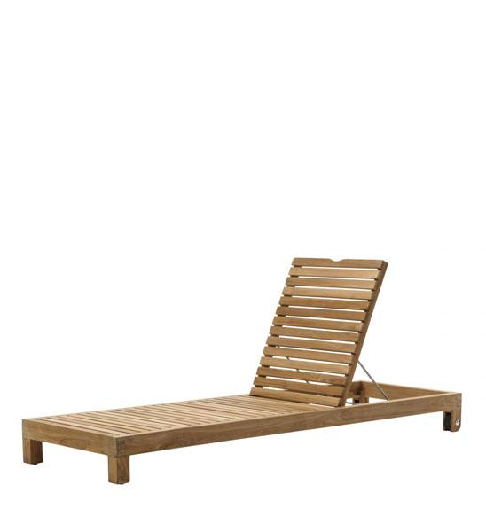 Sonnenliege holz  Gartenliege Holz | im Greenbop Online Shop kaufen