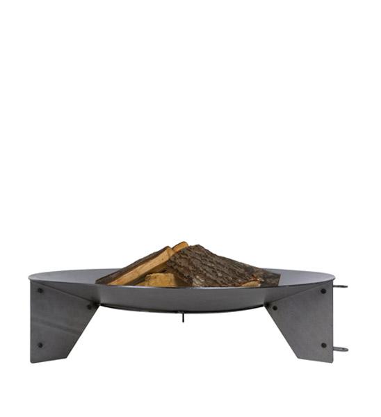 feuerschale stahl aura 80 cm im greenbop online shop. Black Bedroom Furniture Sets. Home Design Ideas