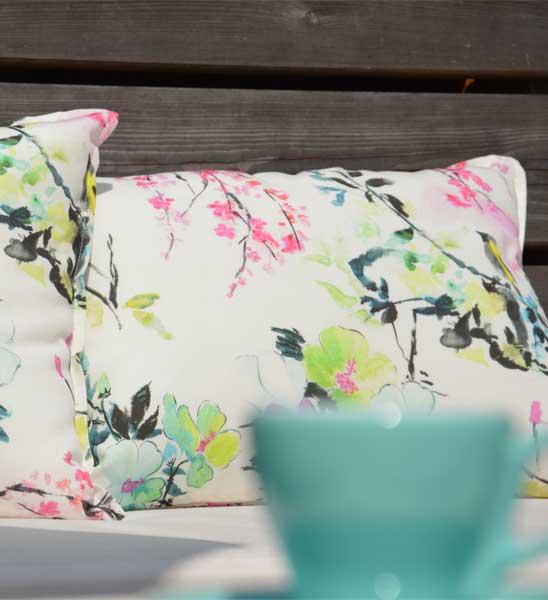 jan kurtz outdoor kissen chinoiserie im greenbop online shop kaufen. Black Bedroom Furniture Sets. Home Design Ideas