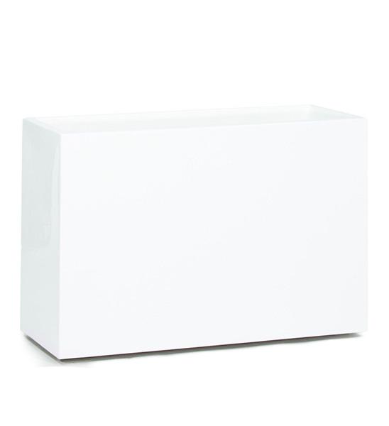 pflanzk bel fiberglas block wei 90 cm im greenbop online shop kaufen. Black Bedroom Furniture Sets. Home Design Ideas