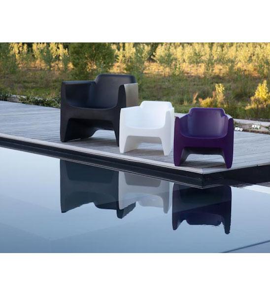 Outdoor sessel translation im greenbop online shop kaufen for Sessel kunststoff design