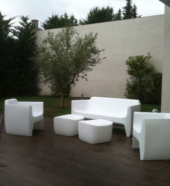 Outdoor sofa translation 180 cm im greenbop online shop for Sofa exterior 120 cm