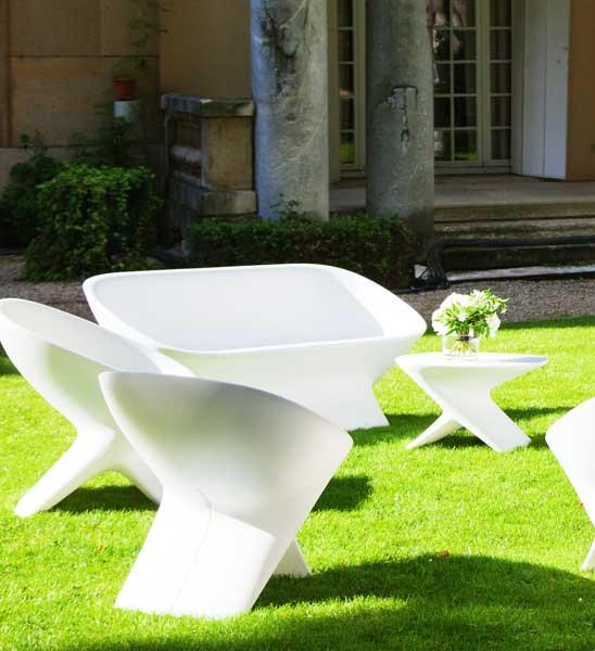 gartenbank design. Black Bedroom Furniture Sets. Home Design Ideas
