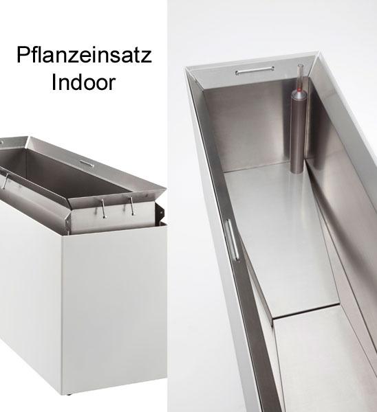 Design Pflanzkübel Metall Elevation | im Greenbop Online Shop kaufen