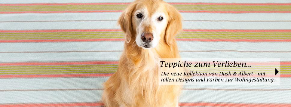 Dash & Albert Teppiche