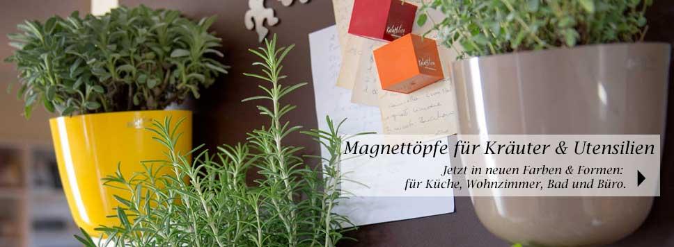 neue Magnettöpfe von KalaMitica