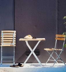 Balkonmöbel Set Holz