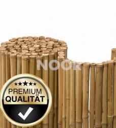 Bambus Sichtschutz Matte Deluxe