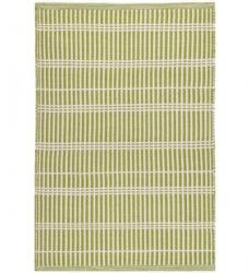 Dash & Albert Outdoor-Teppich Marlo grün