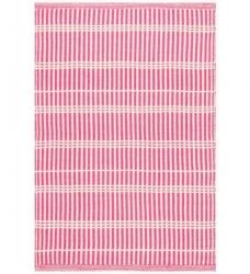 Dash & Albert Outdoor-Teppich Marlo pink