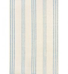 Dash & Albert Baumwollteppich Swedish Stripe