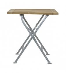 Gartentisch klappbar 70x70 cm