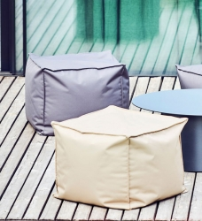 Jan Kurtz Outdoor Pouf gwen